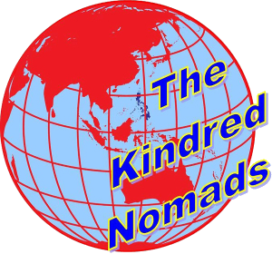 The Kindred Nomads Logo